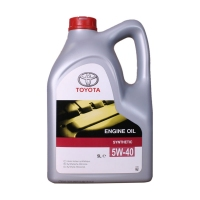 Моторное масло TOYOTA Engine Oil 5W40 SM/CF, 5л